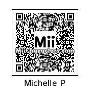 QR Code for Michelle Pfeiffer by Ajay