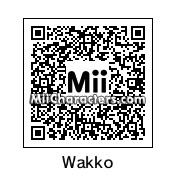 QR Code for Wakko Warner by BubsyTheBobcat