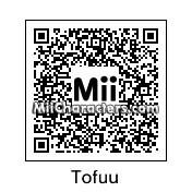 QR Code for Tofuu by CatLoverEvin