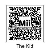 QR Code for The Kid by Titan2001