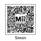QR Code for Simon Cowell by Cpt Kangru