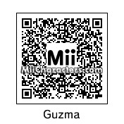 QR Code for Guzma by pokemonfan1990