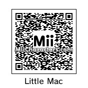 QR Code for Little Mac by chibipsychoV3