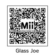 QR Code for Glass Joe by chibipsychoV3