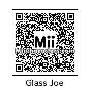 QR Code for Glass Joe by Dripples