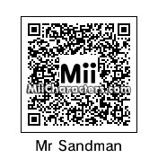 QR Code for Mr. Sandman by Dripples
