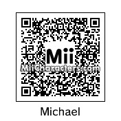 QR Code for Michael De Santa by Dripples