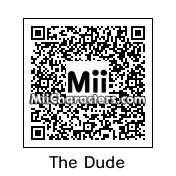 QR Code for The Dude by Dripples