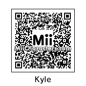 QR Code for Kyle Broflovski by Midna