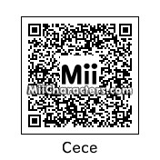 QR Code for Cece by HaHaVeryNice