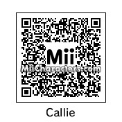 QR Code for Callie by rhythmclock
