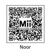 QR Code for Noor by rhythmclock