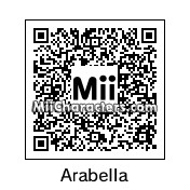 QR Code for Arabella by rhythmclock