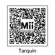 QR Code for Tarquin by rhythmclock