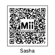 QR Code for Sasha by rhythmclock
