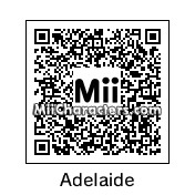 QR Code for Adelaide by rhythmclock