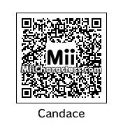 QR Code for Candace Flynn by Tocci