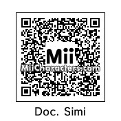 QR Code for Dr. Simi by Marioojeda17