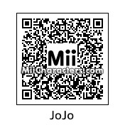 QR Code for Joseph Joestar by Some Loser