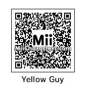 QR Code for Yellow Guy by MisterJukebox8