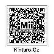 QR Code for Kintaro Oe by punchfalcon004