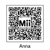 QR Code for Princess Anna Of Arendelle by Steve101574