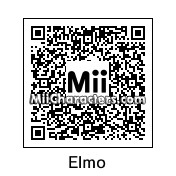 QR Code for Elmo by JJrocks
