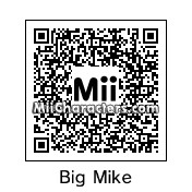 QR Code for Big Mike by Bacchussr