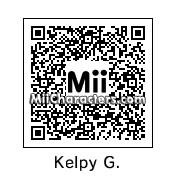 QR Code for Kelpy G. by MemeLord