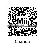 QR Code for Chanda Chalabesa by ChandaFood