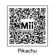 QR Code for Pikachu by ChandaFood