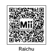 QR Code for Raichu by ChandaFood