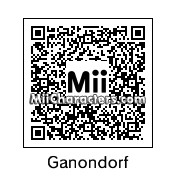 QR Code for Ganondorf by rEaL lUiS