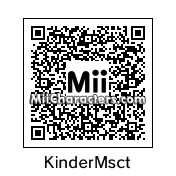 QR Code for Kinder Surprise Mascot by coolguy360