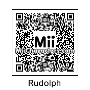 QR Code for Rudolph the Red Nosed Reindeer by coolguy360