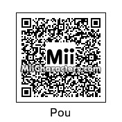 QR Code for Pou by coolguy360