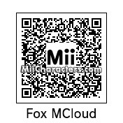 QR Code for Fox McCloud by FierceStar