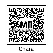 QR Code for Chara by TheGreatKitty