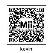 QR Code for Kevin by coolguy360