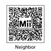 QR Code for Neighbor by Killinator