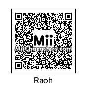 QR Code for Raoh by Killinator