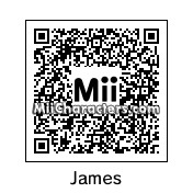 QR Code for James Jones by Dreamercat