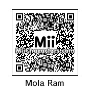 QR Code for Mola Ram by Chan