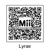 QR Code for Lyrea by Nini