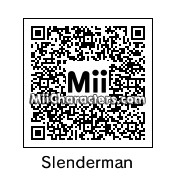 QR Code for Slenderman by TheSpycrab123