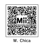 QR Code for Withered Chica by Freddo fezbor