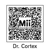QR Code for Dr. Neo Cortex by CrazyCaleb12