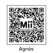 QR Code for Agnes Oblige by Moneypunny
