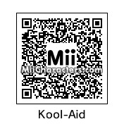 QR Code for Kool-Aid Man by SuperCaptainN
