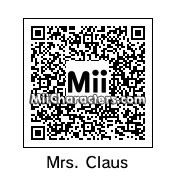 QR Code for Mrs. Claus by battlbette